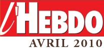 Marseille L Hebdo - Avril 2010