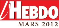 Marseille L Hebdo - Mars 2012