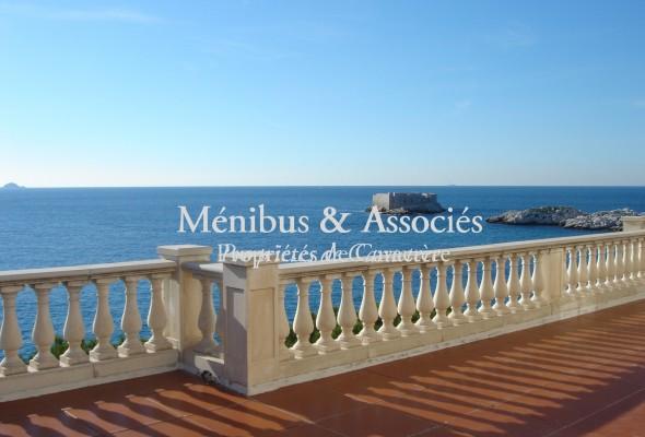 Photo de : Appartement dominant la mer à Malmousque