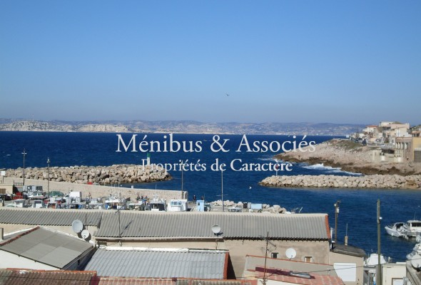 Photo de : Marseille 8 ème, village des Goudes