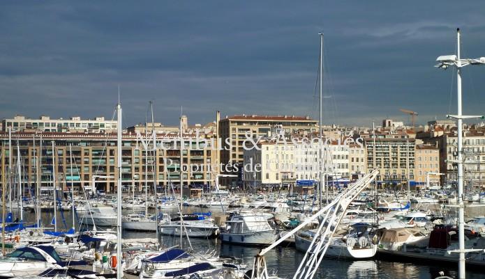 Image for Grand appartement avec vue sur le Vieux Port