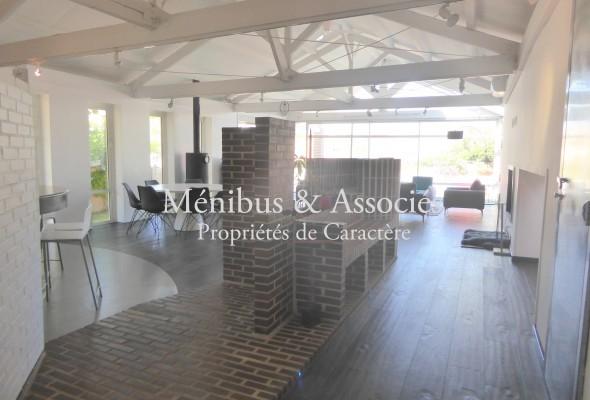 Photo de : Maison-loft Marseille 8ème