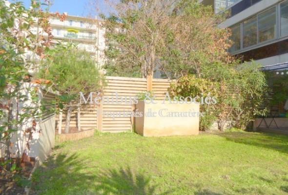 Photo de : Appartement avec jardin aux Catalans
