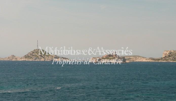 Image for Maison à Malmousque avec vue mer