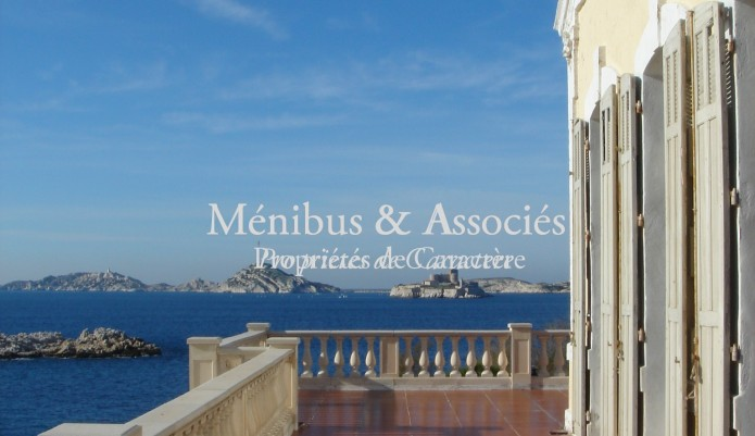 Image for Appartement dominant la mer à Malmousque