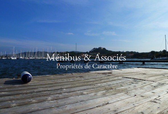 Photo de : Exclusivité, appartement sur l'Île de Porquerolles
