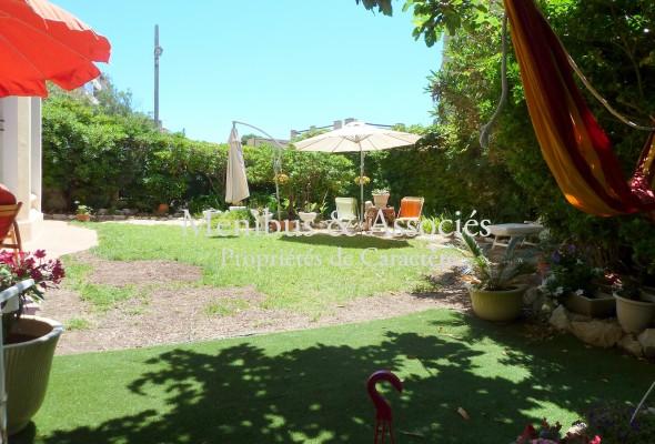 Photo de : Duplex avec jardin à Malmousque