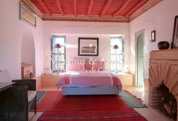 Photo de : Maisons à louer dans la Palmeraie de Marrakech