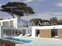 Image for Terrain avec projet construction / Roucas Blanc – Bompard