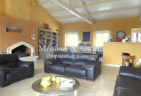 Photo de : Maison à Cassis