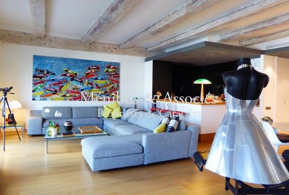 Photo de : Appartement avec sublime vue sur le Vieux Port